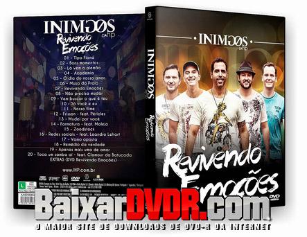 Inimigos da HP – Revivendo Emoções (2017) DVD-R
