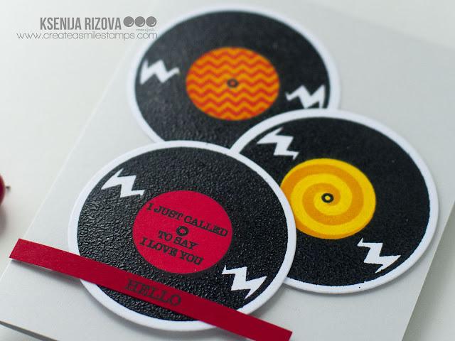 Heat Embossed Vinyl Plates