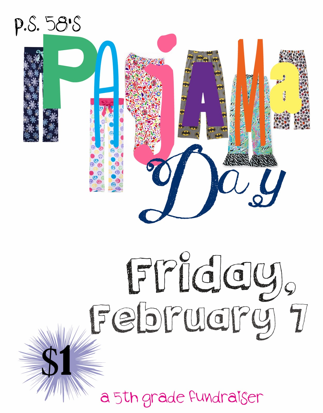 Class 5 316 Pajama Day Is Coming Up