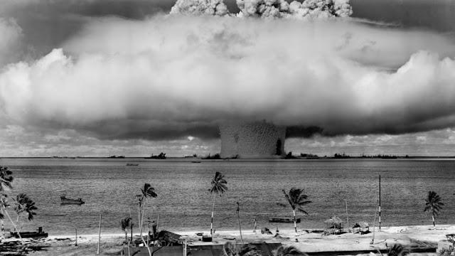 El Estado sobre el que EE.UU. lanzó 67 bombas nucleares se vuelve más radiactivo