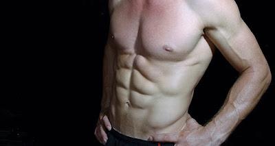 olahraga mengecilkan perut pria