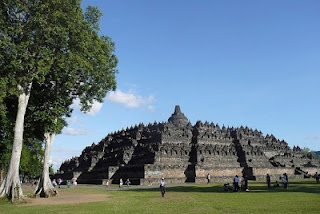 Places Borobudur
