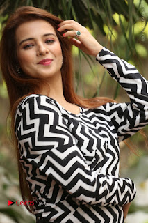 Actress Saloni Latest Pos in Short Dress  0089.JPG