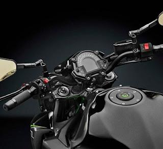 design kabin Kawasaki Z900