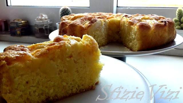 la torta di mele di francesca: senza latticini e buonissima