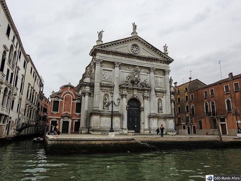 Igreja San Stae - O que fazer em Veneza