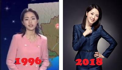 Presenter cuaca awet muda, Yang Dan