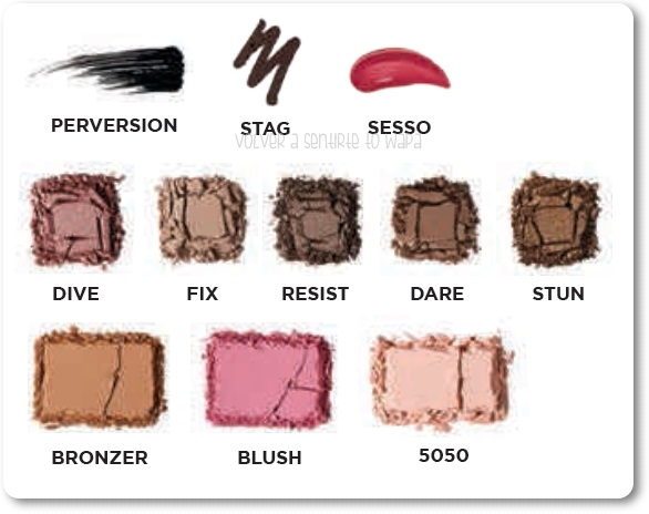 NAKED ON THE RUN, el todo en uno de URBAN DECAY