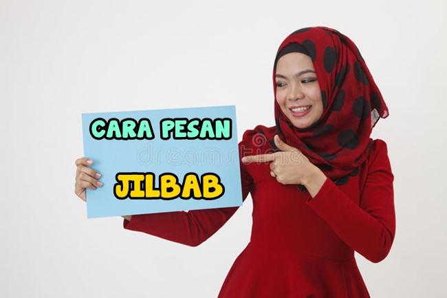 Cara Pesan Jilbab Murah