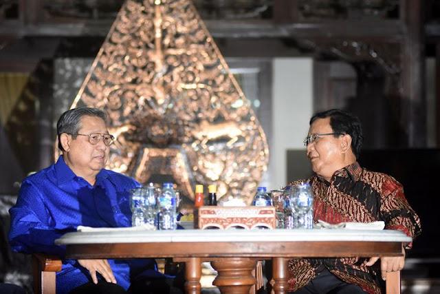 Kalau Gerindra dan Demokrat Usung Prabowo - AHY di Pilpres 2019, Lalu 9 Capres/Cawapres PKS Mau Dikemanakan?