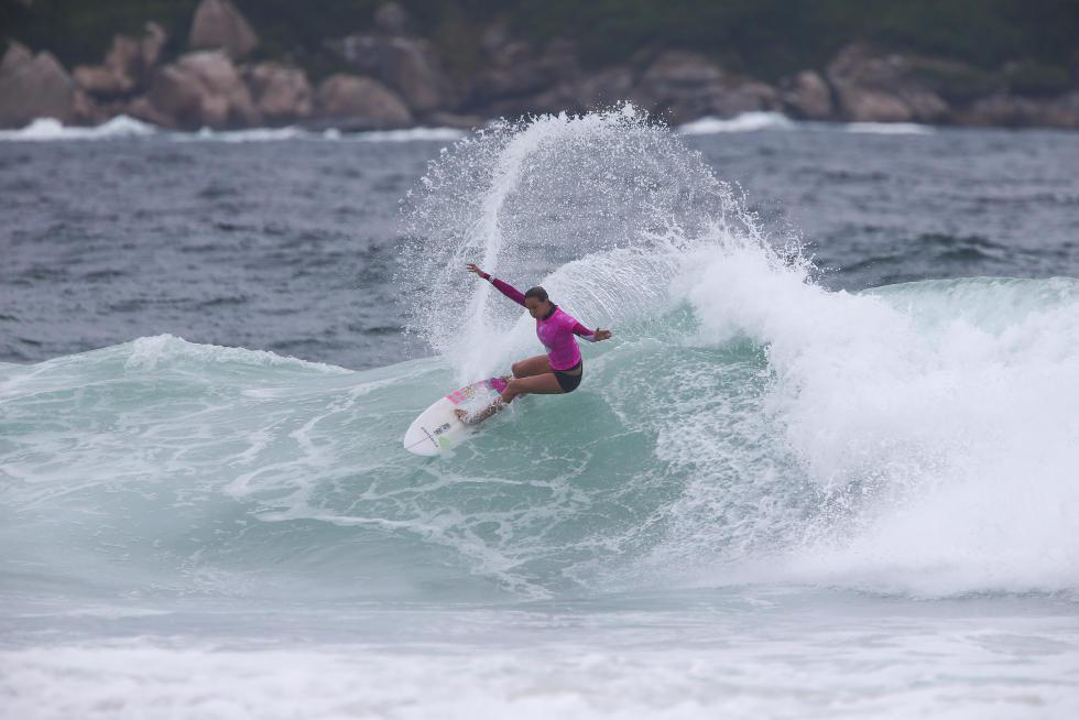 15 Sally Fitzgibbons Oi Rio Pro Foto WSL Kelly Cestari