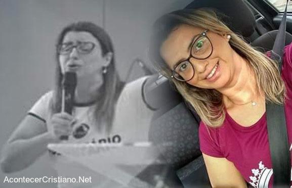 Pastora brasileña Mónica Chaves se suicida