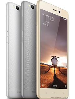 Xiaomi Redmi 3 Resmi Dibanderol 1,5 Juta Rupiah