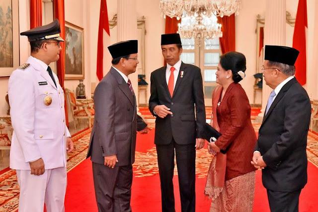 Survei Indo Barometer: Jika Prabowo Batal Maju Capres, Anies Jadi Lawan Terberat Jokowi
