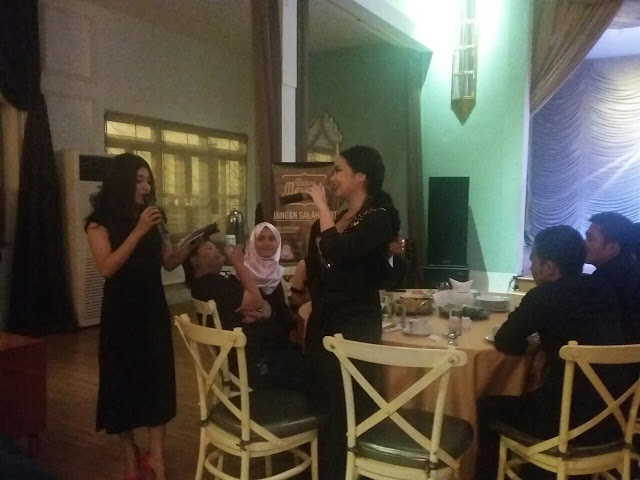 Gita Gutawa Bakmi Mewah