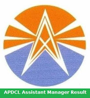 APDCL Assistant Manager Result