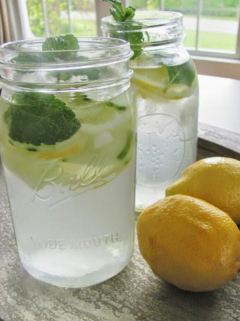 Вода сасси как пить