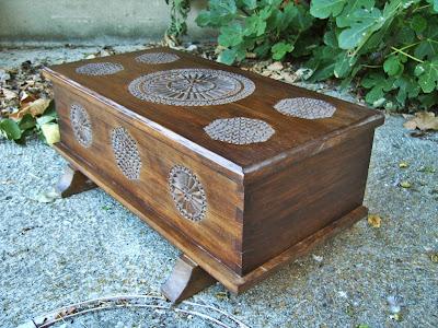 Ba les de madera - Baules de madera para decorar ...