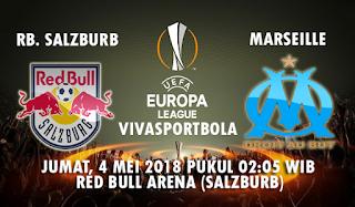 Prediksi RB Salzburg vs Marseille 4 Mei 2018