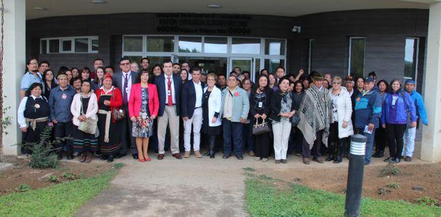 Hospitales interculturales de Osorno rindieron sus cuentas públicas