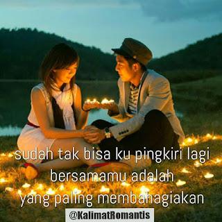 Gambar DP BBM Kata Kata Sayang Romantis