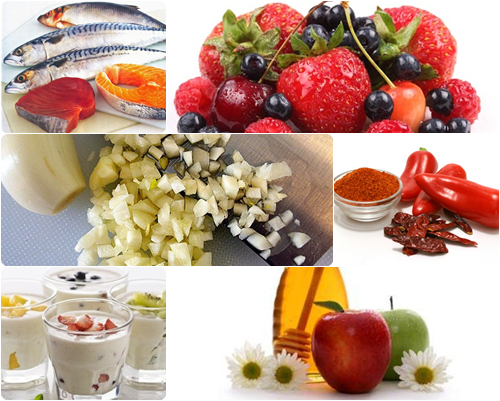 Makanan Yang Dianjurkan Bagi Penderita Sinusitis