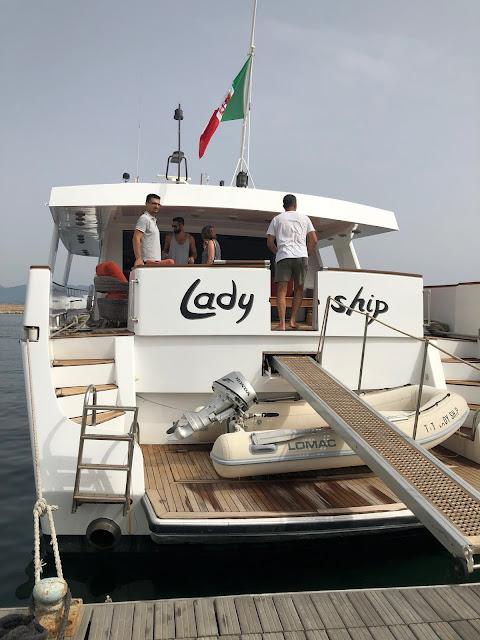 lady ship