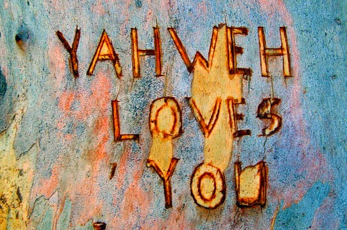 Shades of Sunshine: The Names of God Series : YAHWEH (LORD, JEHOVAH)