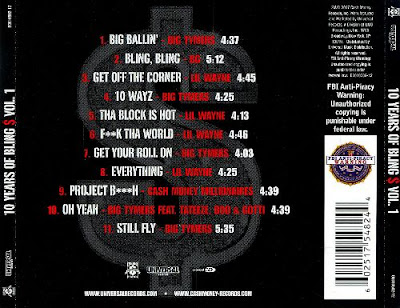 V.A - 10 Years Of Bling Vol. 1