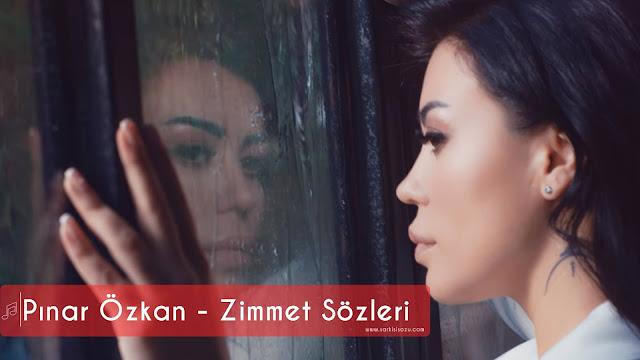 Pınar Özkan - Zimmet Klibinden Bir Fotoğraf