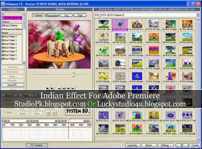 Indian Effect For Adobe Premiere