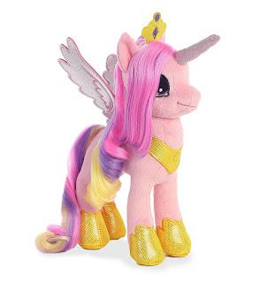 MLP Princess Cadance 10 Inch Aurora Plush