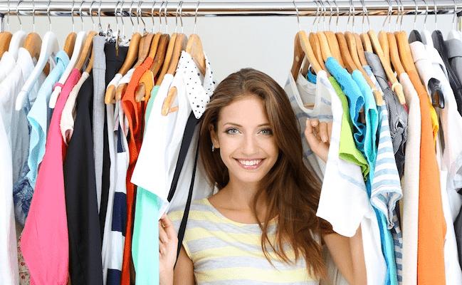 Acheter des vêtements en français / Vocabulaire