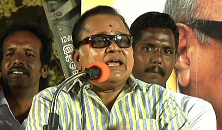 RadhaRavi Funny & interesting speech