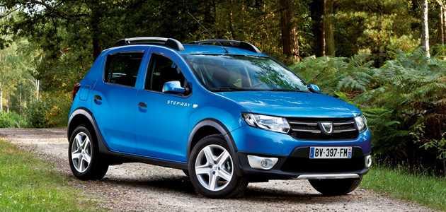 Yeni Dacia Sandero Stepway Fiyat Listesi 2017-2018
