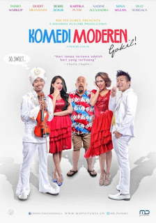 Download Film Komedi Moderen Gokil (2015)