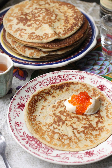 grands blinis russie