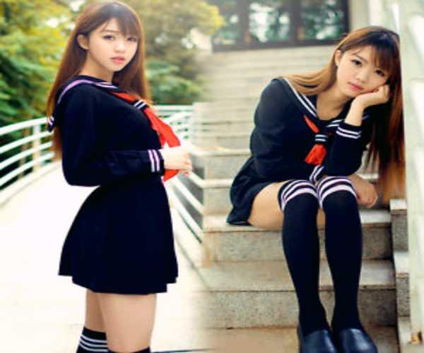 الزي المدرسي في اليابان