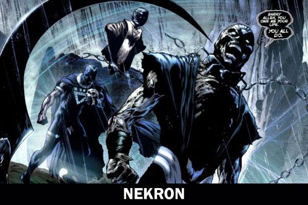 superhero yang menjadi black lantern