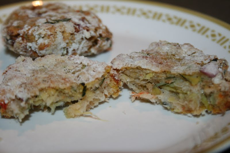 Bake Crab Cakes With Bread Crumbs