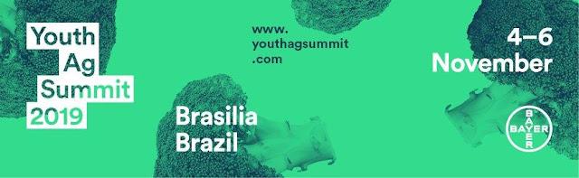 As inscrições para a 4° edição do Fórum Youth Ag Summit da Bayer terminam dia 10 de Janeiro