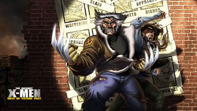 Game X-Men: Days of Future Past