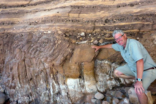 500-million-year old worm 'superhighway' discovered in Canada