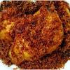 Resep Ayam Goreng Serundeng Yang Empuk dan Serundengnya Renyah, Enak, Gurih, Nikmat