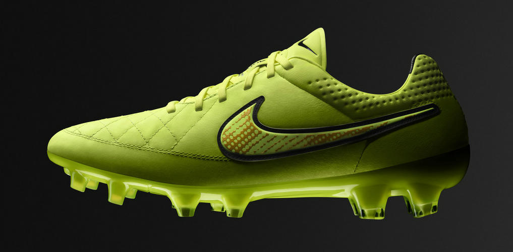 Nike Tiempo Legend V 2014 World Cup Boot Released