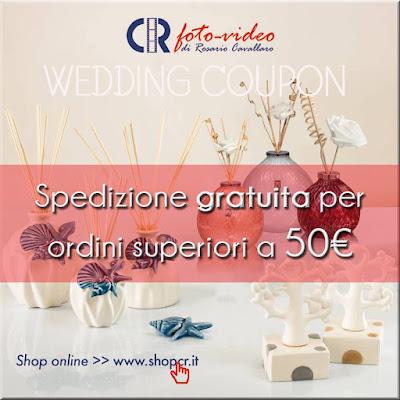 spedizione gratuita ecommerce matrimonio shop cr
