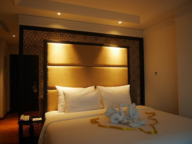 Executive Club Room di Hotel De Paviljoen Bandung