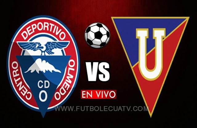 Olmedo y Liga de Quito se enfrentan en vivo 📺 a partir de las 17:00 hora local por la jornada 16 del campeonato ecuatoriano a efectuarse en el campo Olímpico de Riobamba, siendo el juez principal Roberto Alarcón con transmisión del canal oficial GolTV Ecuador.