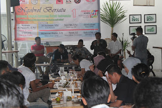 Delapan Organ Relawan Millenial Rapatkan Barisan Sambut Kemenangan Jokowi-Amin