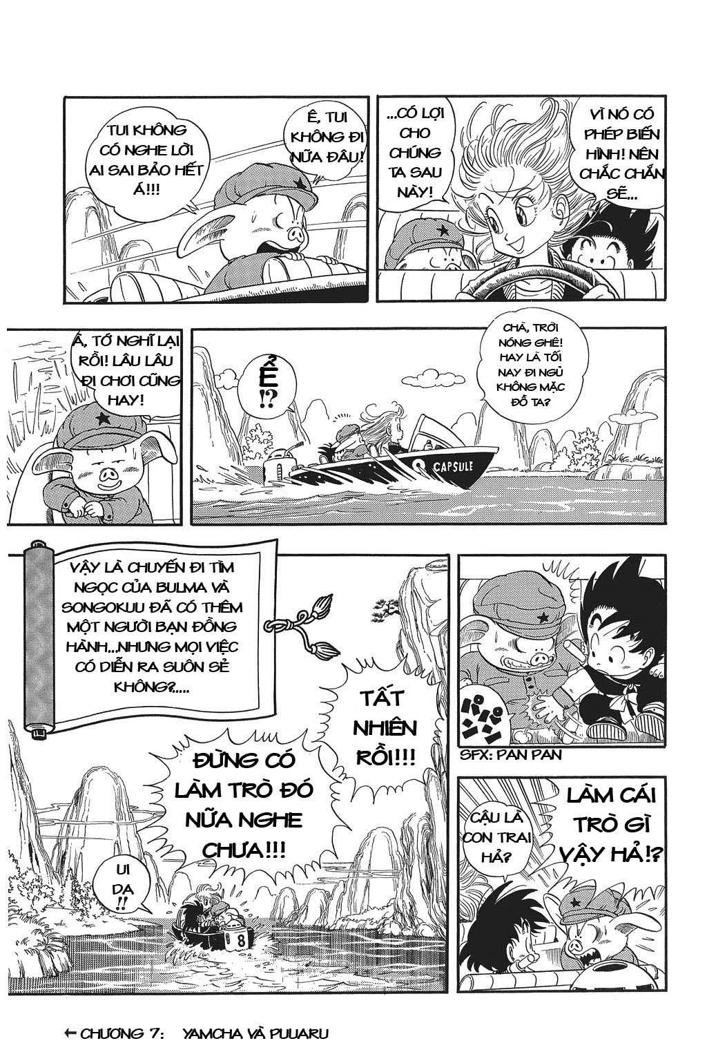 Dragon Ball chap 6 trang 14